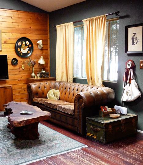 Chesterfield - Chesterfield wohnzimmer ...